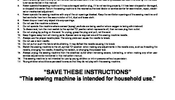 sewing machine xl 5130