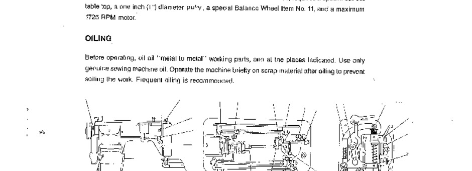Consew Cp40r Sewing Machine Instruction Manual For Download 4040 PDF Simple Consew Cp206r Sewing Machine