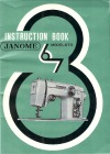 Janome 673.pdf sewing machine manual image preview