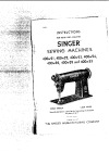 Singer 400W21_22_23_24_28_29_33.pdf sewing machine manual image preview