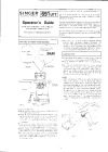 Singer 691UTT.pdf sewing machine manual image preview