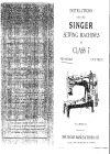 Singer 7_CLASS_2_NDLS.pdf sewing machine manual image preview