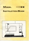 Toyota 4300.pdf sewing machine manual image preview