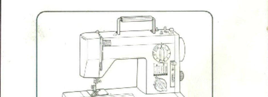 toyota sewing machine manual download