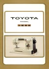 Toyota 8000.pdf sewing machine manual image preview